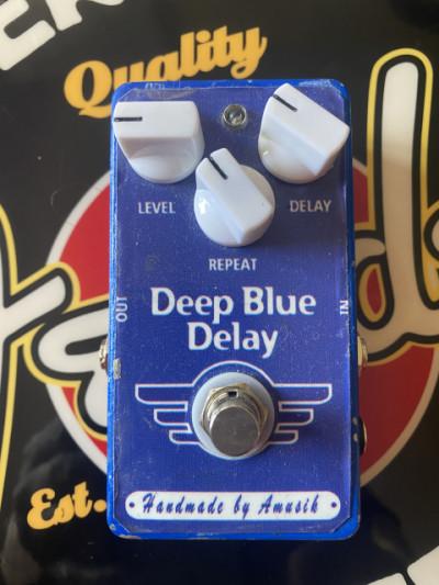 Vendo clon Mad Proffessor Deep Blue Delay