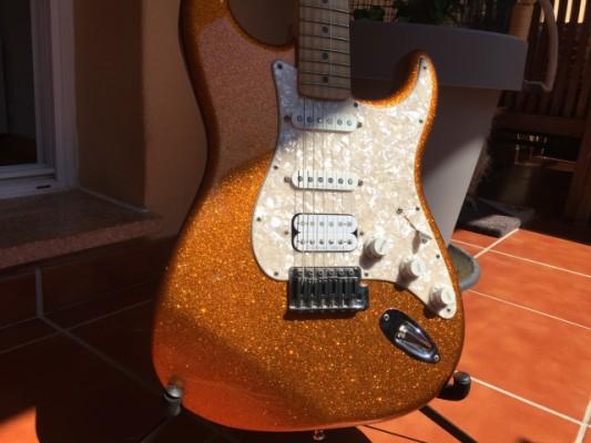 Fender FSR México SUPER MEJORADA!!