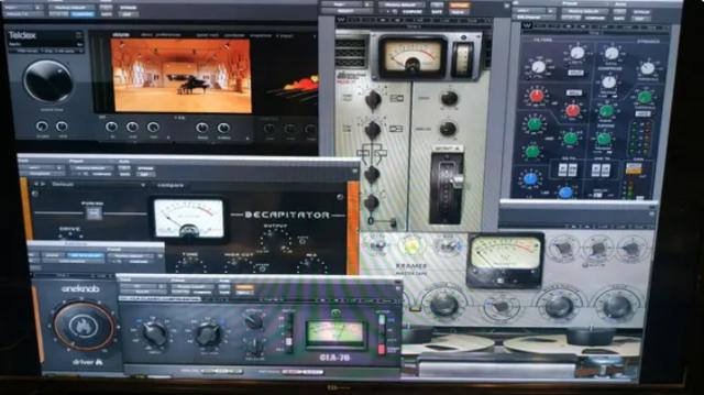 ProTools HD3 + 96 I/O + Mac Pro 3.1 (REGALO PTHD10 + MUCHOS PLUGINS)