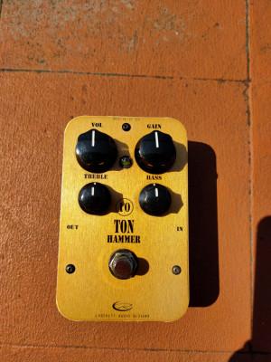 Vendo pedal Ton Hammer