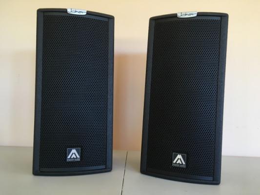 Monitores Master Audio