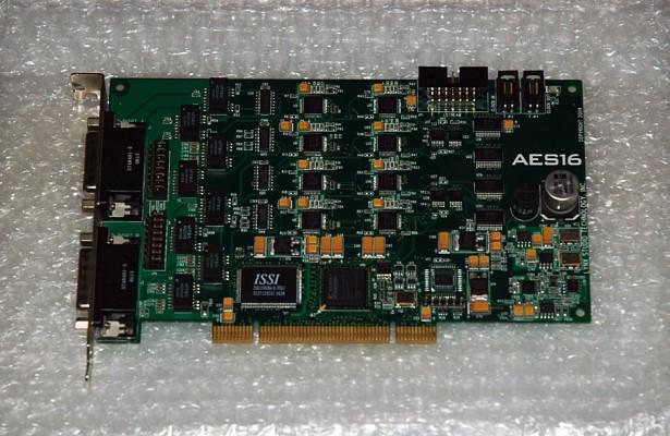LYNX AES16 SRC