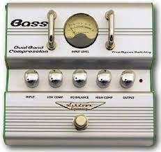 ASHDOWN Bass dual band compresor