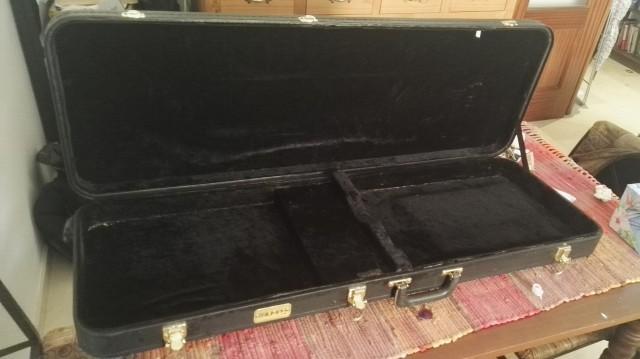 Hard Case para Stratocaster