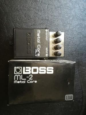 Boss metal core ML-2