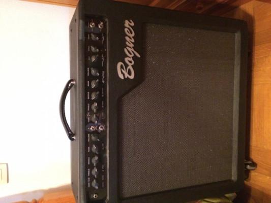 Bogner alchemist 212 40w por guitarra eléctrica o electroacústica