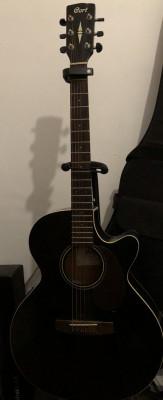 Guitarra Electro acústica cort sfx1f bks