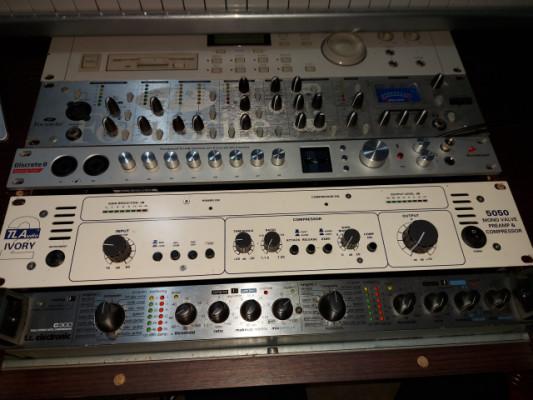 Tl AUDIO IVORY 5050 preamp valve