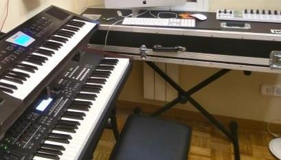 Flightcase para teclado 88 teclas (MOXF8 u otros)