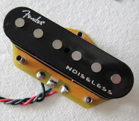 Fender Telecaster Noiseless 4th Generation Pickup