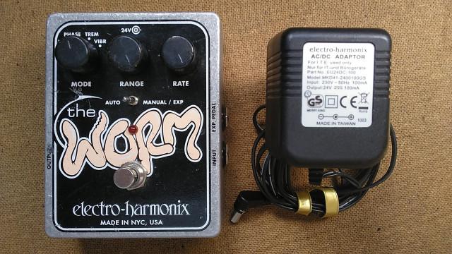 Electro-Harmonix THE WORM - EHX pedal