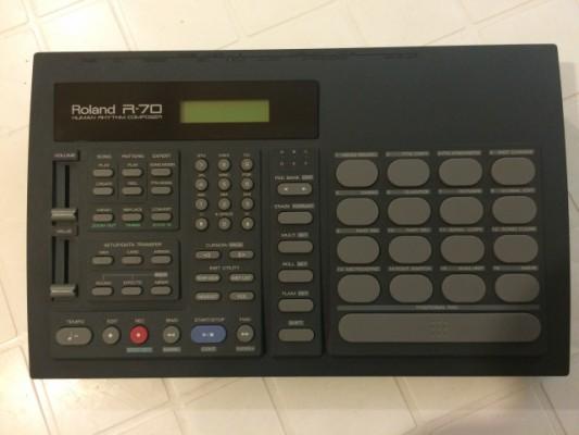 Caja de ritmos Roland R70