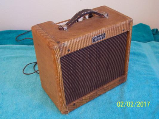 Fender Tweed Champ 1963!!!!!