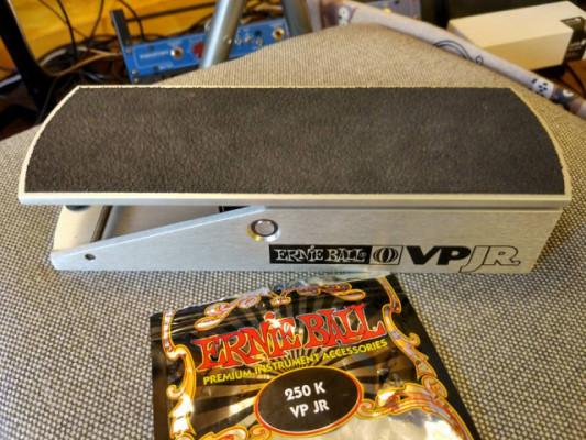 Pedal de volumen Ernie Ball VP-JR (con pote original nuevo)
