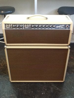 Headstrong King Reverb + TAD Convertible Custom 2x12""