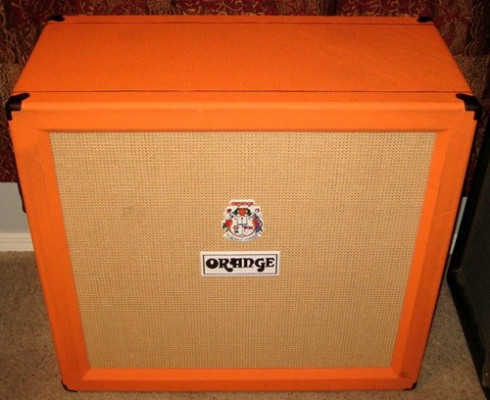 Pantalla Orange PPC412