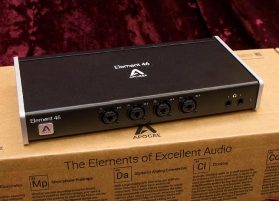 Apogee Element 46 sin uso - en su caja original - embalaje y todo