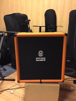 Amplificador Orange Crush 100bxt