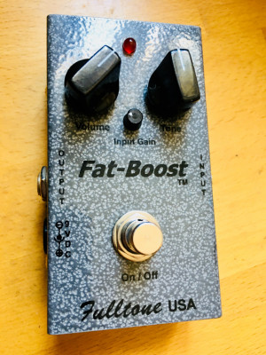 FULLTONE FAT BOOST V1 - REBAJA!
