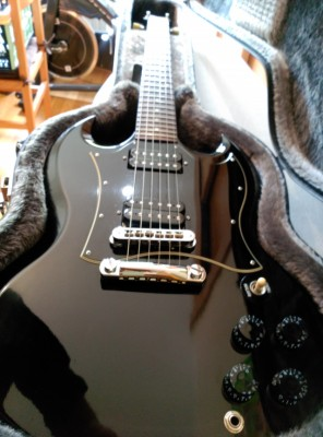 Gibson SG Special Ebony (2005)