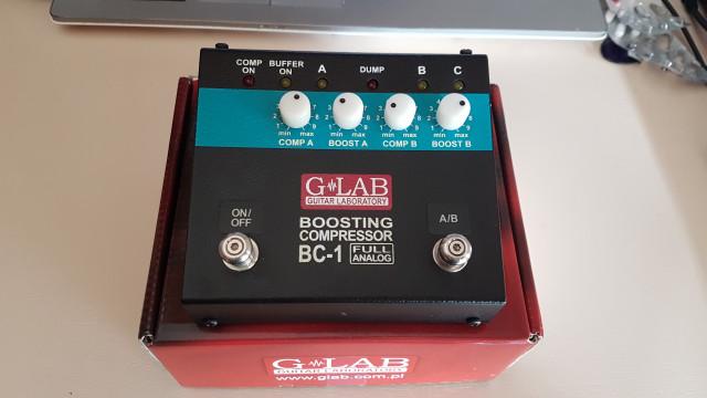 G LAB BC-1 (Boosting Compressor) (ENVÍO INCLUIDO)