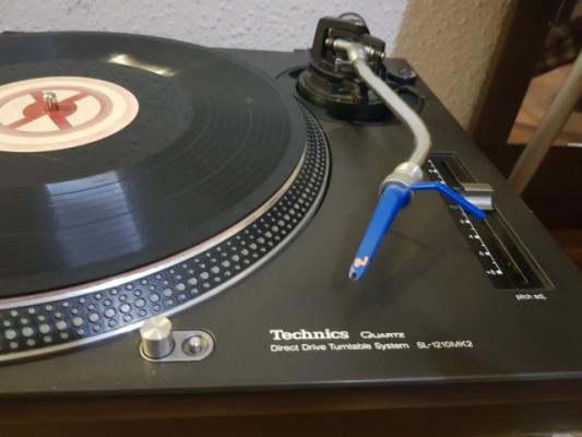 Technics sl 1210 mk2  como nuevos