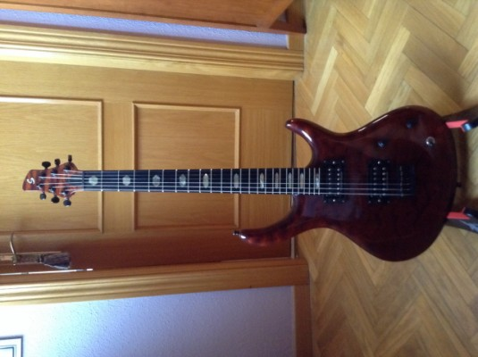 Cambio Guitarrón de luthier Schack 650 - REMATE FINAL!!