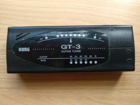 Afinador Korg GT3