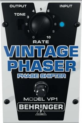vintage phaser behringer