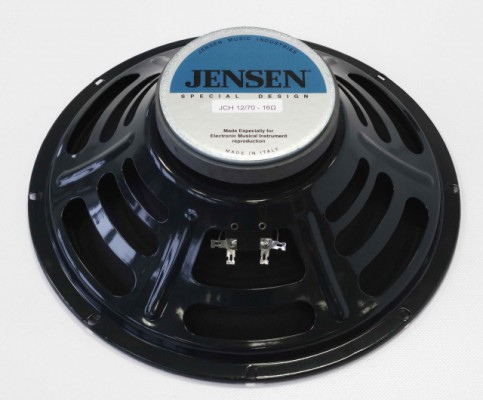 2 altavozes Jensen JCH 12/70 16 Ohm.