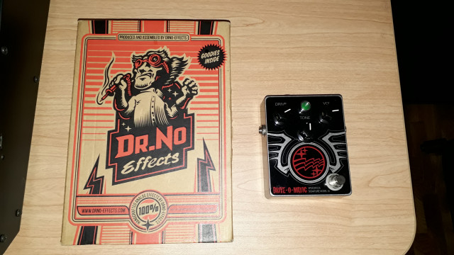 Dr No Drive-o-Matic Overdrive