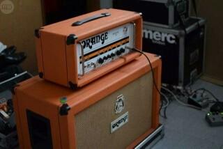 Cabezal de guitarra Orange Rocker 30 a valvulas.