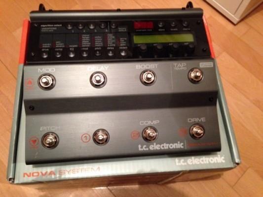 TC Electronic Nova System + switch