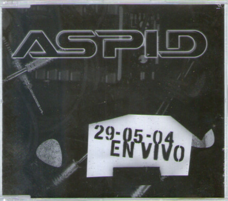 "CD ASPID ""29-05-04 En vivo"""