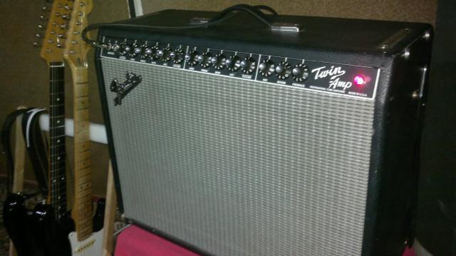 Fender 94´Twin Amp