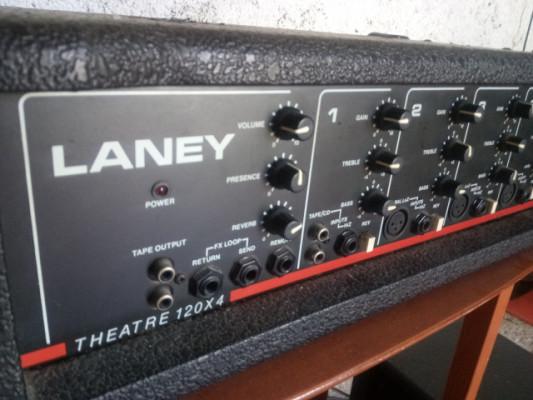 juego de voces laney Theatre 150w  !!OPORTUNIDAD!!
