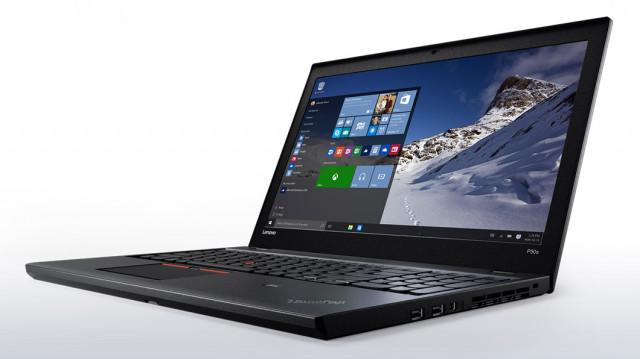 """Portátil Workstation Lenovo ThinkPad 15"""" 4K i7 64GB Thunderbolt 3 NV Quadro"""