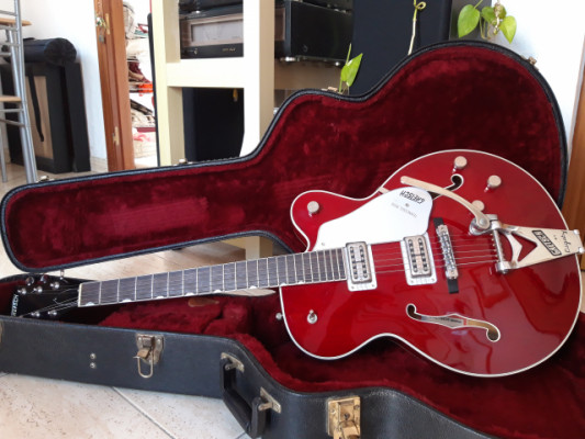 GRETSCH TENNESSEE ROSE WITH BIGSBY MADE IN JAPAN 2002