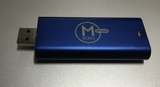 Micro MBox 2 USB
