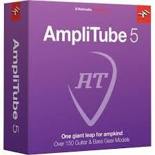 IK Multimedia Amplitube 5 (crossgrade)