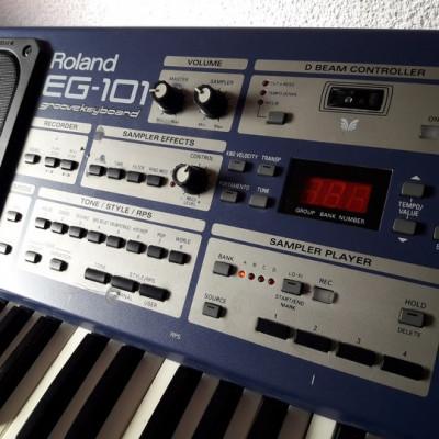 ROLAND EG-101 (eg101) GrooveKeyboard