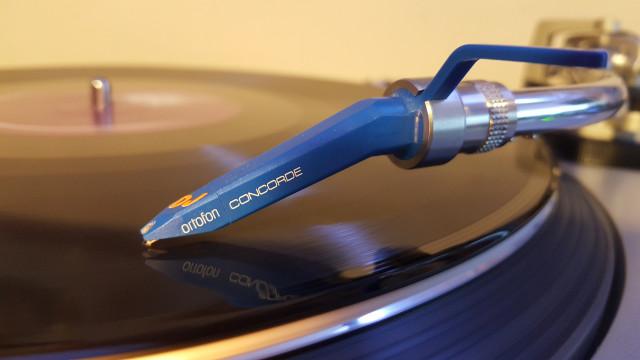 Ortofon Concorde DJ (Pareja)
