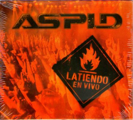 """ASPID """"Latiendo en vivo"""" (Varios formatos)"""