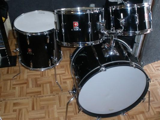 "bateria vintage PREMIER ""CLUB"" 70'S"