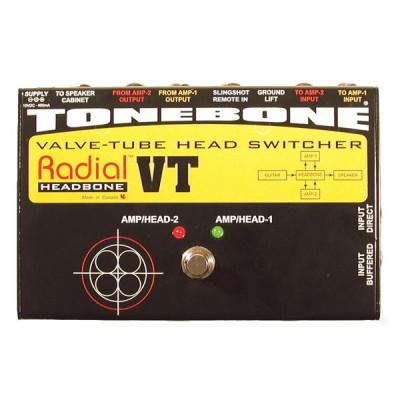 Radial vt (conecta 2 cabezas en 1 pantalla)