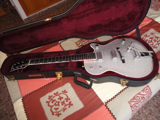 GRETSCH SILVER JET 2006 O CAMBIO POR GUITARRA ACÚSTICA