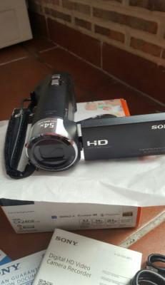 Videocámara Sony Handycam HDR-CX240E