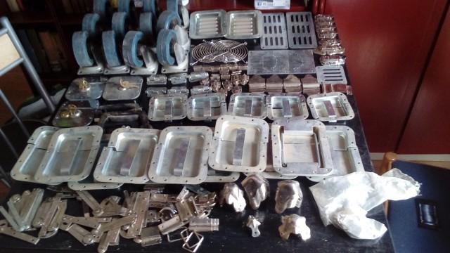 Rack lote de accesorios para rack