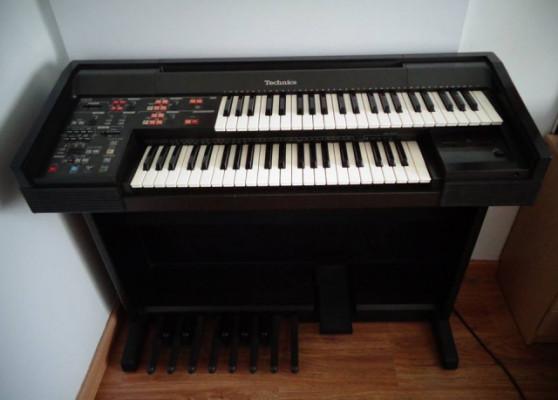 Órgano Technics