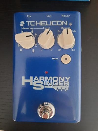 Tc hellicon Harmony singer 2